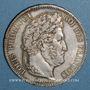 Münzen Louis Philippe (1830-1848). 5 francs 1832A