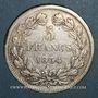 Münzen Louis Philippe (1830-1848). 5 francs 1834M. Toulouse