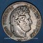 Münzen Louis Philippe (1830-1848). 5 francs 1834W. Lille