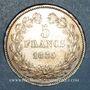 Münzen Louis Philippe (1830-1848). 5 francs 1835A