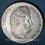 Münzen Louis Philippe (1830-1848). 5 francs 1837 A