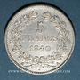 Münzen Louis Philippe (1830-1848). 5 francs 1840A