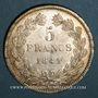 Münzen Louis Philippe (1830-1848). 5 francs 1841 W. Lille