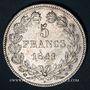 Münzen Louis Philippe (1830-1848). 5 francs 1841BB. Strasbourg