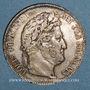 Münzen Louis Philippe (1830-1848). 5 francs 1842W. Lille