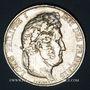 Münzen Louis Philippe (1830-1848). 5 francs 1844 W. Lille