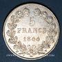 Münzen Louis Philippe (1830-1848). 5 francs 1844W. Lille