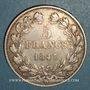 Münzen Louis Philippe (1830-1848). 5 francs 1847A