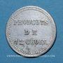 Münzen Albert (80). Comptoirs Albertins. 10 centimes