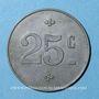 Münzen Albi (81). Aurore Sociale - Société Coopérative de Consommation. 25 centimes