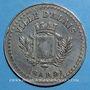 Münzen Alès (30). Fourneaux Economiques. 10 centimes