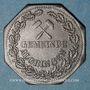 Münzen Algrange (57). Gemeinde Algringen (Municipalité d'Algrange). 5 pfennig