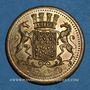 Münzen Amiens (80). Chambre de Commerce. 25 centimes 1922