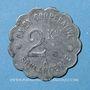 Münzen Amiens (80). Union Coopérative. Boulangerie. 2 kilo