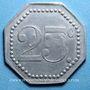 Münzen Angoulême (16). R.C.A. 25 centimes