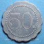 Münzen Angoulême (16). R.C.A. 50 centimes
