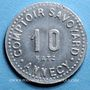 Münzen Annecy (74). Comptoir Savoyard. 10 centimes