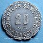 Münzen Annecy (74). Comptoir Savoyard. 20 centimes