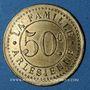 Münzen Arles (13). La Famille Arlésienne. 50 centimes