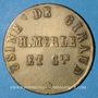 Münzen Arles (13). Usine de Giraud - H. Merle & Cie. 25 centimes