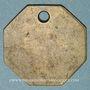 Münzen Aubusson (23). Conférence d'Aubusson. 1 kg pain