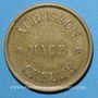 Münzen Aubusson (23). Macé. Creuze. 1 pain