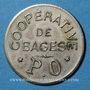 Münzen Bagès (66). Coopérative. 1 franc