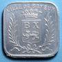 Münzen Bayeux (14). Union Commerciale et Industrielle. 10 centimes 1922