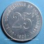 Münzen Bayeux (14). Union Commerciale et Industrielle. 25 centimes 1922
