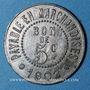 Münzen Bayonne (64). Au Printemps. 5 centimes 1902
