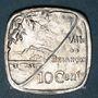 Münzen Besançon (25). Ville. 10 centimes 1917