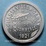 Münzen Charleville - Sedan (08). Chambres de Commerce. 5 centimes 1921