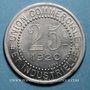 Münzen Charlieu (42). Union Commerciale et Industrielle. 25 centimes 1920