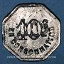 Münzen Dargoire (42). Café Volay. 10 centimes
