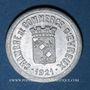 Münzen Evreux (27). Chambre de Commerce. 10 centimes 1921