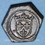 Münzen Charles VI (1380-1422) et Charles VII (1422-1461). Poids monétaire de l'écu à la couronne