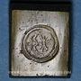 Münzen Espagne. Poids monétaire de 8 réaux de Ferdinand et Isabelle (1474-1504)