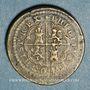Münzen Espagne. Poids monétaire de 8 réaux Philippe IV (1621-1665)