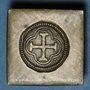 Münzen Espagne. Poids monétaire de l'octuple pistole de Charles Quint milieu du XVIIIe