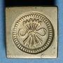 Münzen Espagne. Poids monétaire du double réal de Ferdinand et Isabelle (14741504)