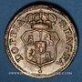 Münzen Espagne. Poids monétaire du doublon d'Espagne. Fabrication italienne