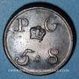 Münzen Grande Bretagne. Poids monétaire de la guinée de Georges III