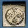 Münzen Henri III (1574-1589) à Louis XIII (1610-1643). Poids monétaire du demi-franc