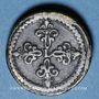 Münzen Henri III (1574-1589). Poids monétaire du franc