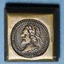 Münzen Henri IV (1589-1610). Poids monétaire du teston