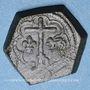 Münzen Henri VI d'Angleterre (1422-1453). Poids monétaire du salut d'or