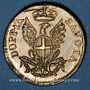 Münzen Italie. Savoie. Poids monétaire de la doppia neuve de 12 lires (vers 1786-1798)
