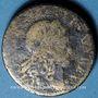 Münzen Louis XIII (1610-1643). Poids monétaire du franc