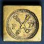 Münzen Louis XV (1715-1774). Poids monétaire du louis aux insignes