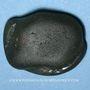 Münzen Unité de mesure en verre, de forme allongée